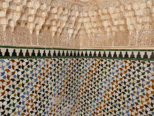 3 3 frisos y mosaicos contenidos for Jm decoracion granada